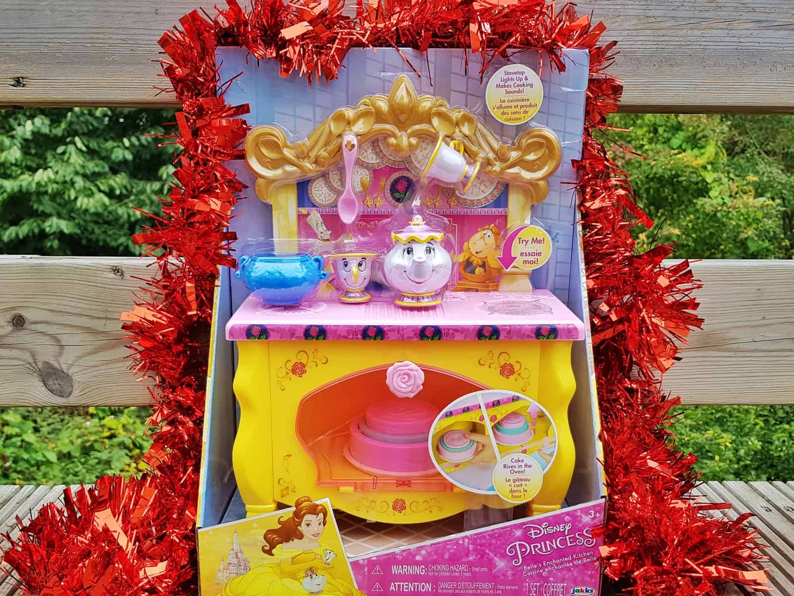 Christmas gift guide for primary school children Belle's enchanted kitchen