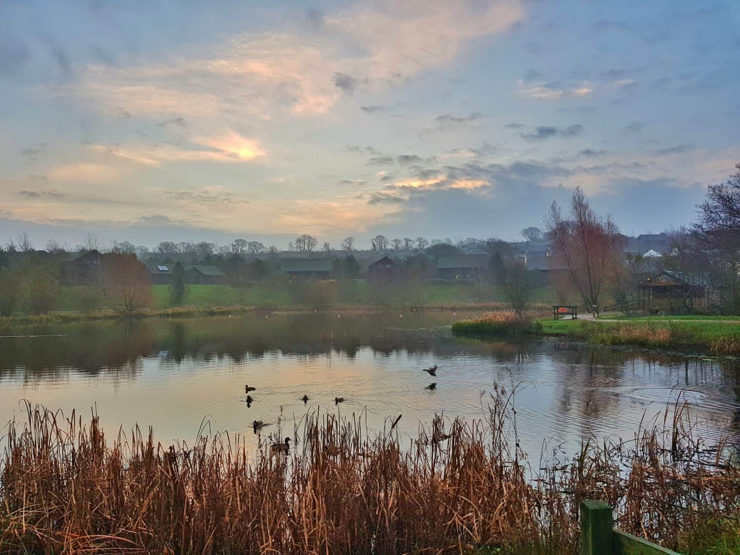 A Winter weekend at Bluestone Wales
