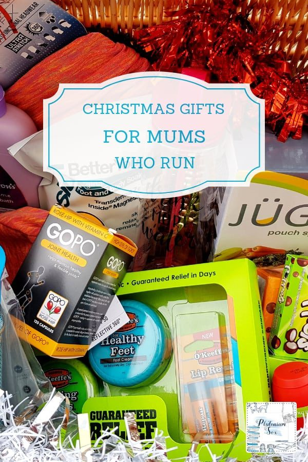 Christmas gifts for runners | whether you are buying a present for a serious runner or a keen beginner, running in the Winter can be tough. Buying a Christmas gift suitable for a runner will ensure your recipient will have something they'll need, use and appreciate. #giftguide #christmasgifts #running #runningmums #mumsontherun