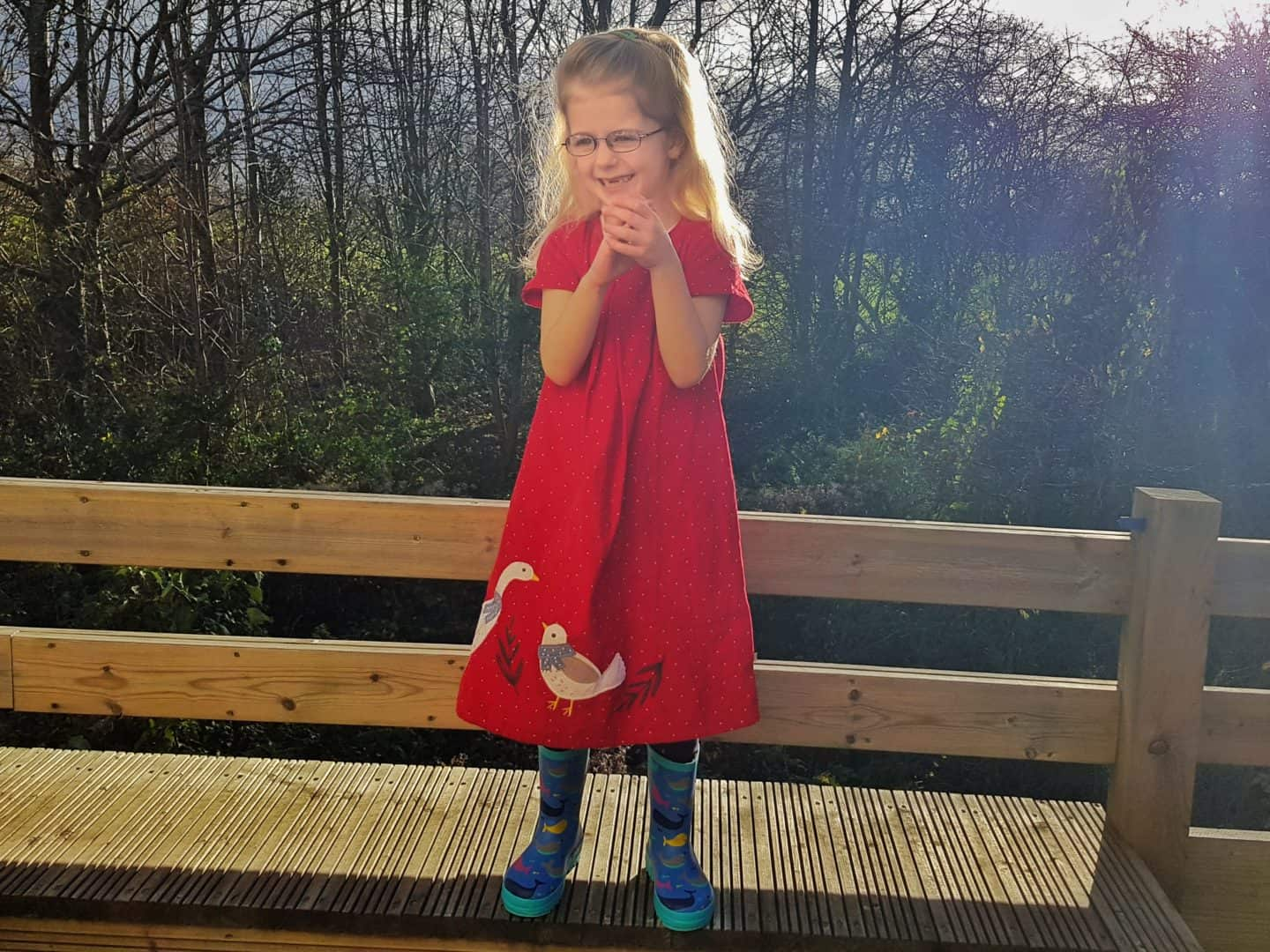 Frugi in the wild clothing review