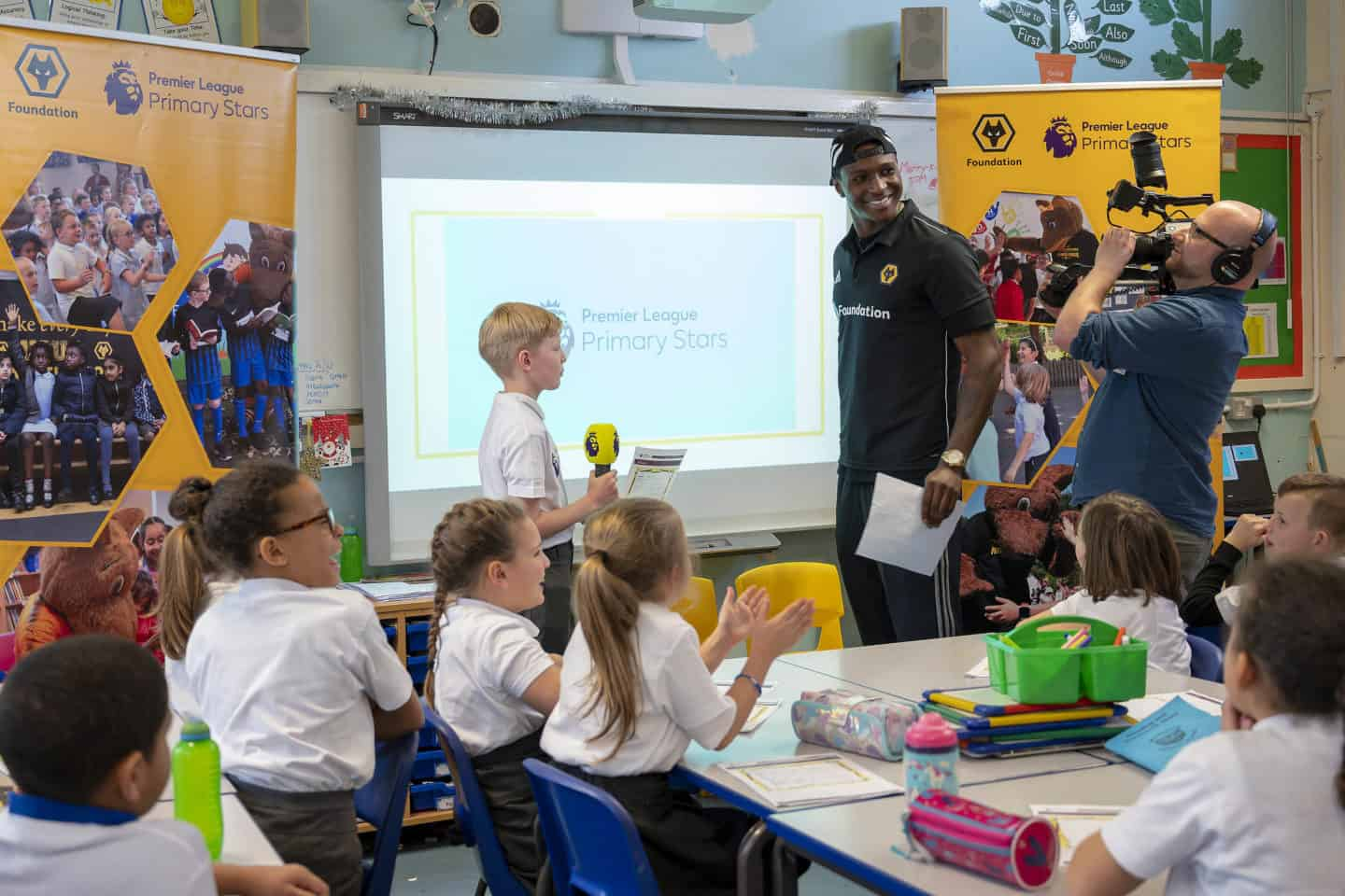 Premier League Writing Stars opportunities for children
