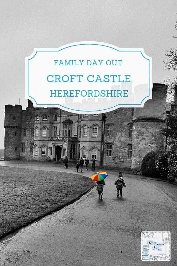 Croft Castle is a lovely National Trust property in Herefordshire. It's a great family day out with plenty of places to explore, fun playgrounds and cosy, warm tearoom. The parkland and gardens are dog friendly, as is a section of the tearoom. Dogs aren't allowed inside the buildings. #NationalTrust #Herefordshire #outdoorfun #daysout #croftcastle