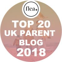 Flea Network Top 20 UK Parent Blog 2018