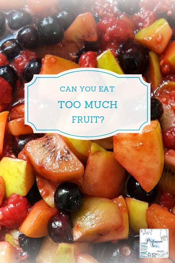 Can you eat too much fruit? | This healthy staple of any diet is full of vitamins and goodness. But fruit is also full of sugar. Do you know how much sugar is in an apple or whether children can damage their teeth by eating too much fruit? Read more for lots of healthy food for thought. #fruit #sugar #diet #healthandfitness #healthyeating
