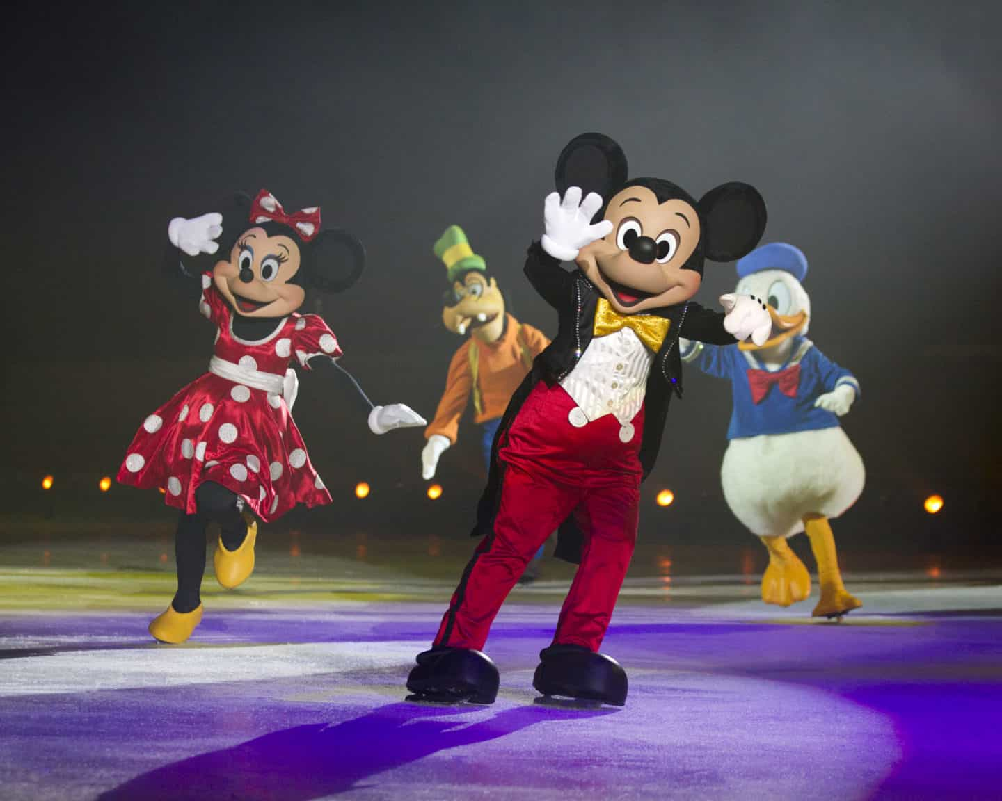 The Wonderful World of Disney on Ice Mickey Mouse