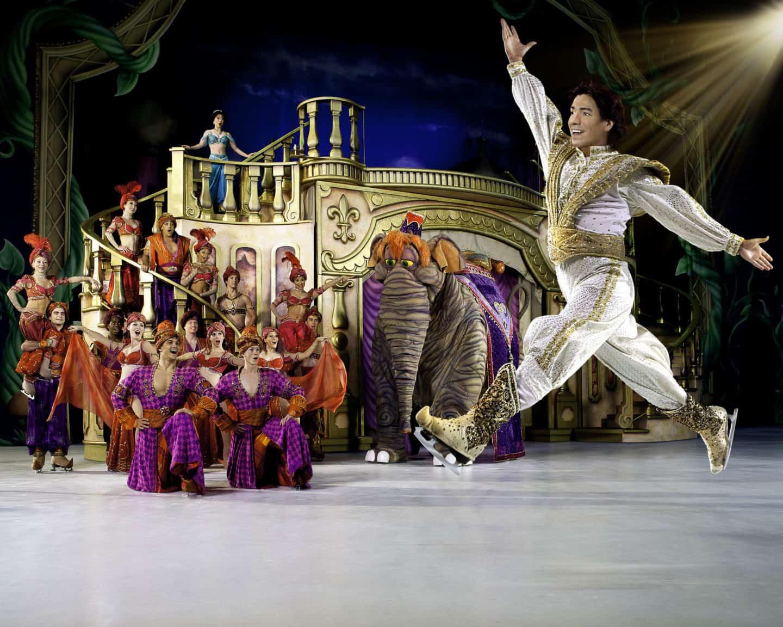 The Wonderful World of Disney on Ice Aladdin