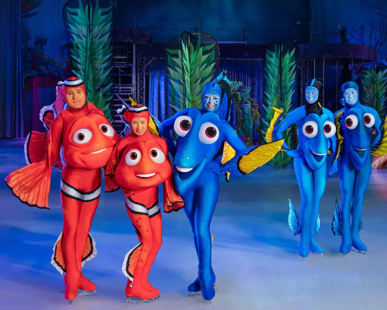 The Wonderful World of Disney on Ice Finding Dory