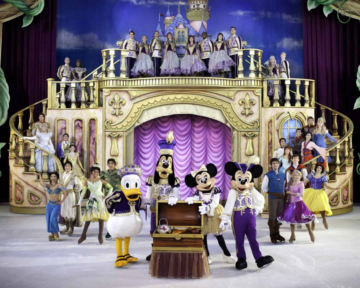The Wonderful World of Disney on Ice Finale