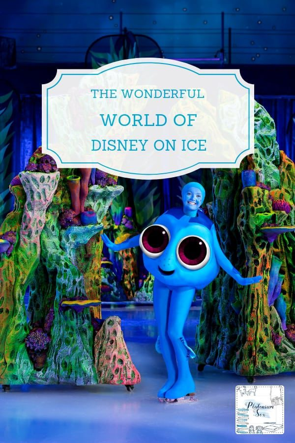 The Wonderful World of Disney on Ice | The latest Disney on Ice Tour is now making its way around the UK. Find out which characters are featuring in the latest Disney on Ice. There are some old favourites and newer characters as well. #DisneyOnIce #DaysOut #FamilyFun #WhatsOn #Disney