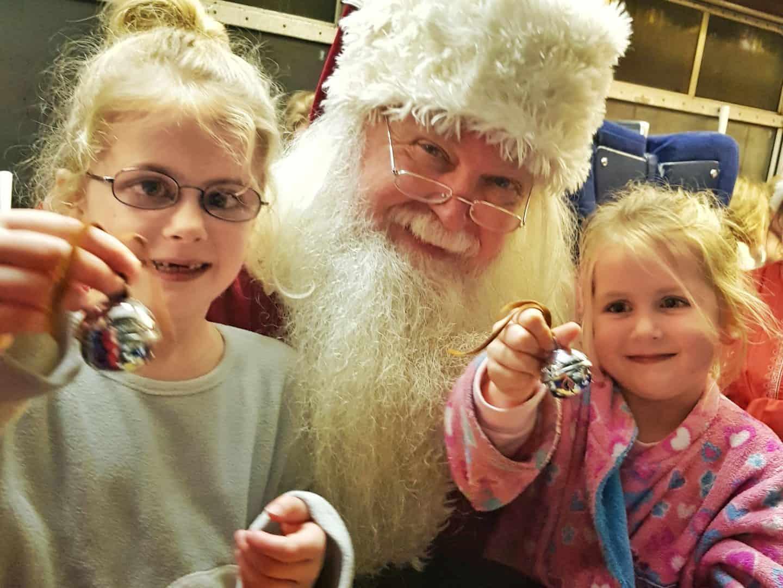 Polar Express Telford Santa