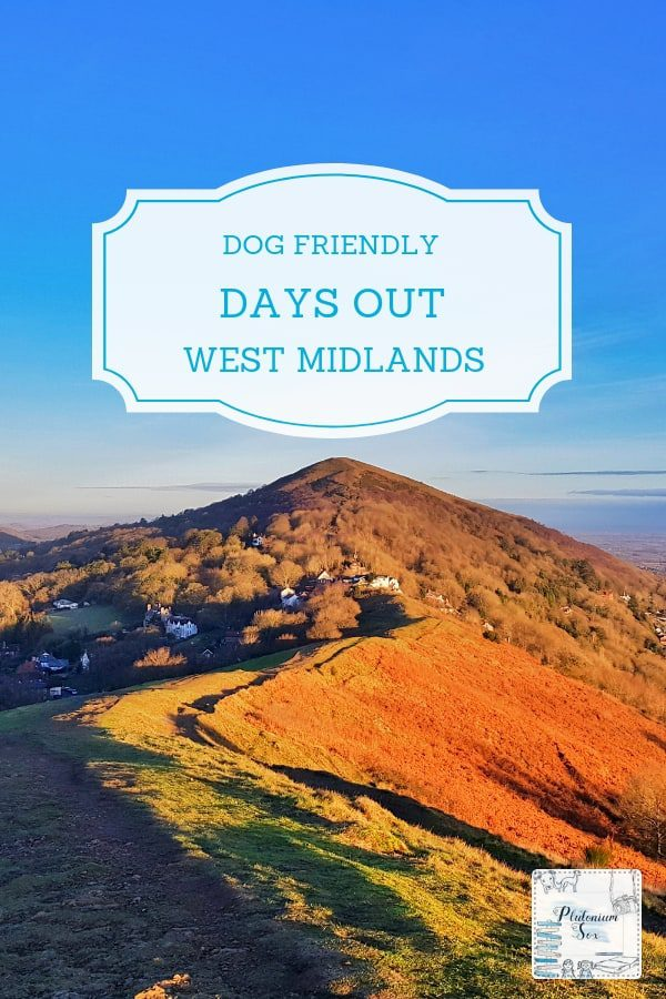 Dog Friendly West Midlands | Comprehensive list of dog friendly days out across the West Midlands region including Herefordshire, Worcestershire, Shropshire, Staffordshire, Warwickshire, Birmingham and the West Midlands County. Both outdoor adventures and places where dogs are free to join visitors inside. #WestMidlands #daysout #dogfriendly