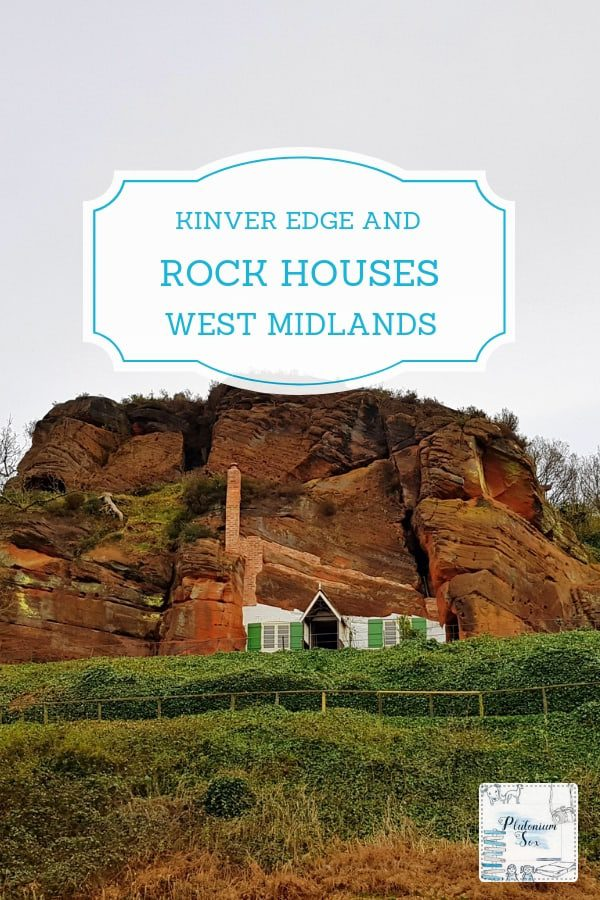 Kinver Edge and the Rock Houses National Trust West Midlands | A dog friendly family day out exploring the rock houses, homes built into caves in South Staffordshire. Also explore the surrounding area of Kinver Edge including stunning panoramic views over the area. A dog friendly day out with plenty for children to do including natural playgrounds and places to cycle. #WestMidlands #daysout #NationalTrust #DogFriendly #familyfun