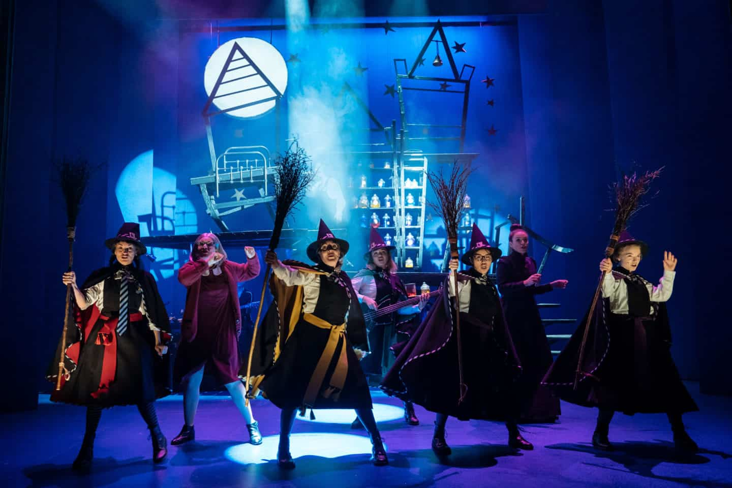 Review of the Worst Witch at Malvern Theatres