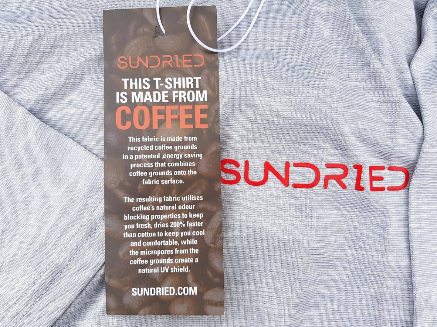 sundried tshirt label