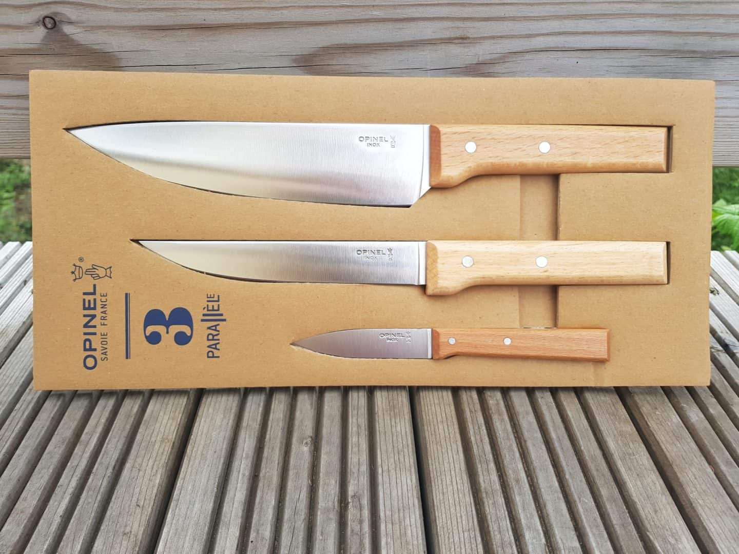 open knife set father's day gift