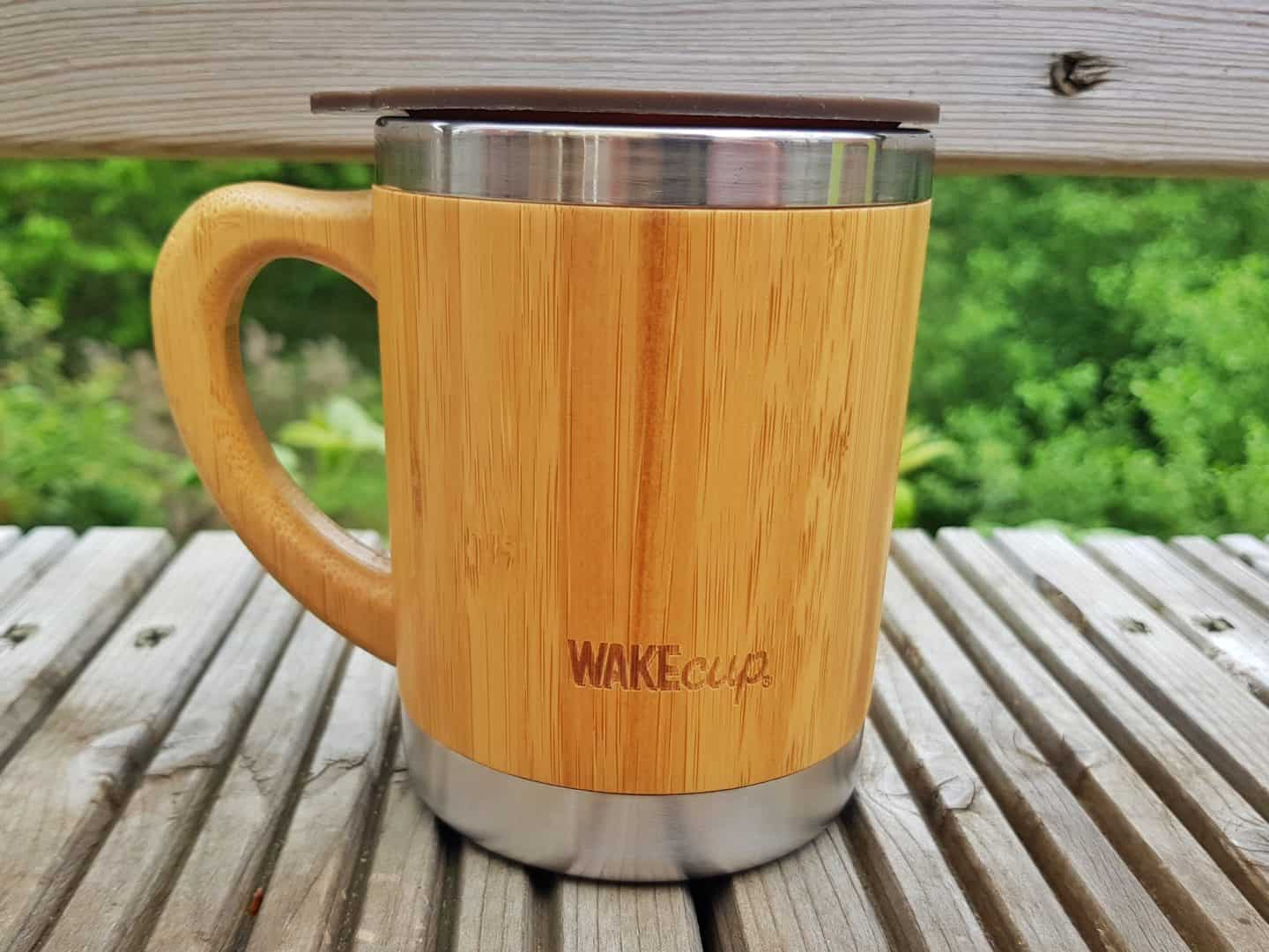 reusable travel coffee cup as father's day gift