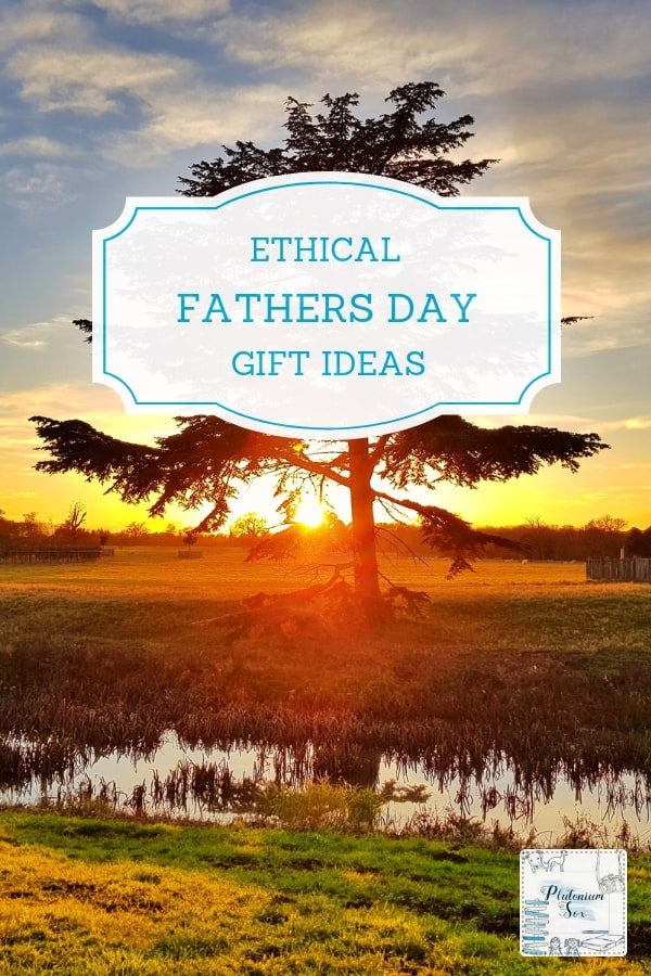 Father's day | With father's day around the corner in the UK, many of us are looking for gifts for men that are a little unusual. Concerns about the planet lead us to look for alternative gift ideas including eco friendly gifts, long lasting presents and experiences instead of material things. #fathersday #forhim #giftsformen #ethicalgifts #giftsfordad