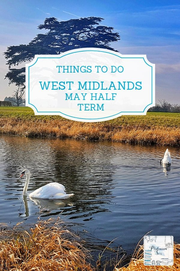 Things to do West Midlands May Half Term 2019 | There's loads going on throughout the West Midlands region during the school holidays. If you're in Herefordshire, Shropshire, Staffordshire, Warwickshire, West Midlands (county) and Worcestershire during the May half term, check out these family activities. #WestMidlands #WhatsOn #FamilyFun #DaysOut