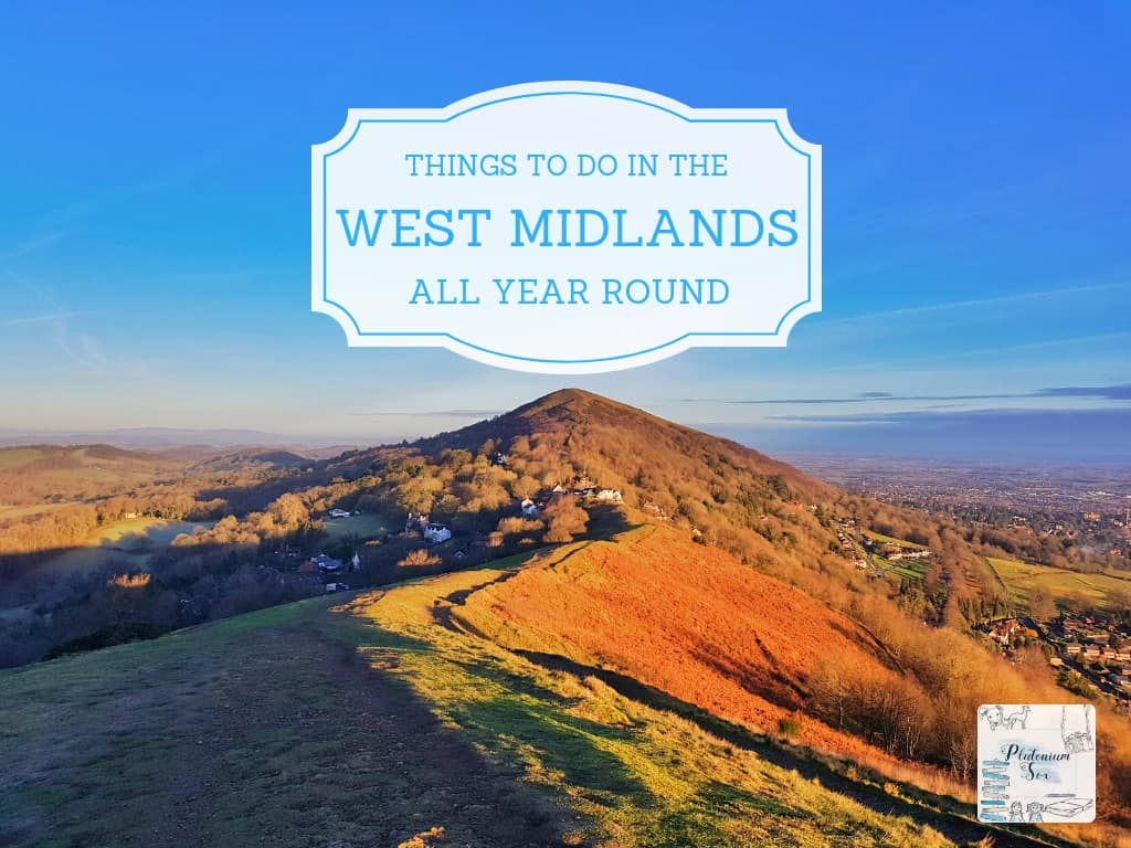 Things to do in the West Midlands