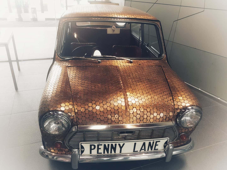 Royal Mint Experience Penny Lane Mini