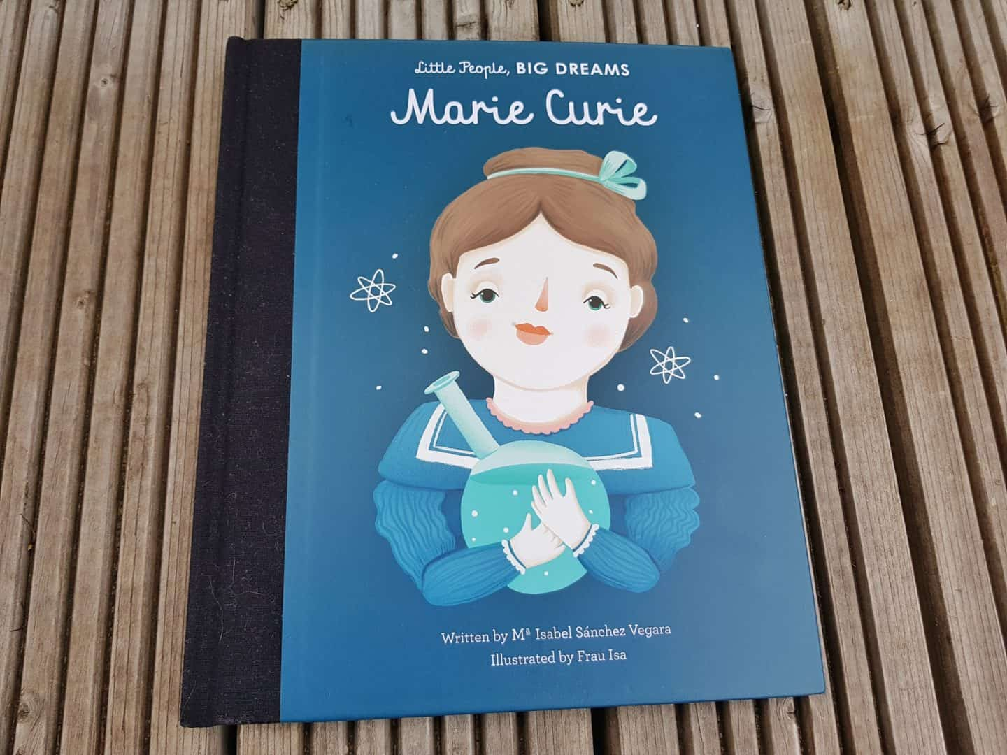 Children's book about Marie Curie