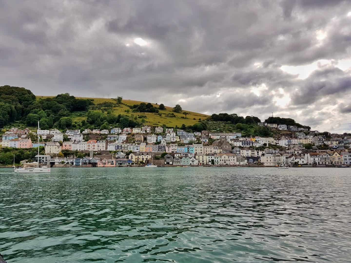 view to Dartmouth