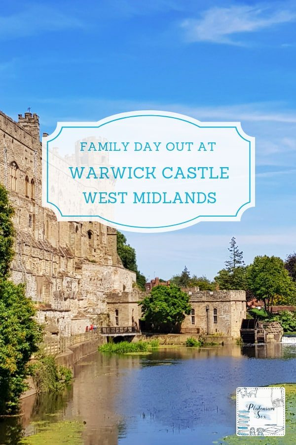 AD [press trip] Review of a family day out at Warwick Castle, a Merlin attraction in the West Midlands. Tips on what to do and bring and how to plan for your visit. #WarwickCastle #WestMidlands #daysout #familyfun #daysoutwestmidlands