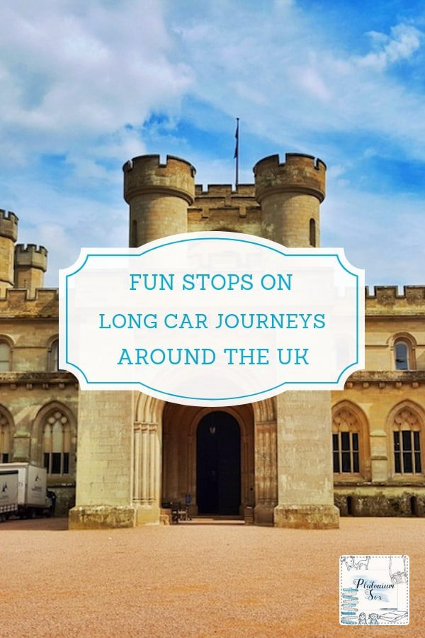 #ad | If you're on a long car journey in the UK, you'll probably need to stop off en route. For families travelling with children, service stations don't offer a very refreshing break. Here are some ideas on how to have a mini family day out to break up your journey. #uktravel #familytravel #travelling #travelwithkids