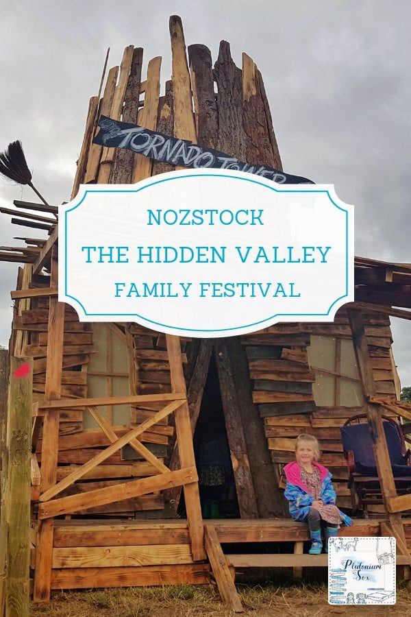 AD (gifted) | Nozstock the Hidden Valley Festival as a family weekend for young children. A review. All you need to know about taking young children to Nozstock festival. #Nozstock #festival #festivalkids #herefordshire #daysout