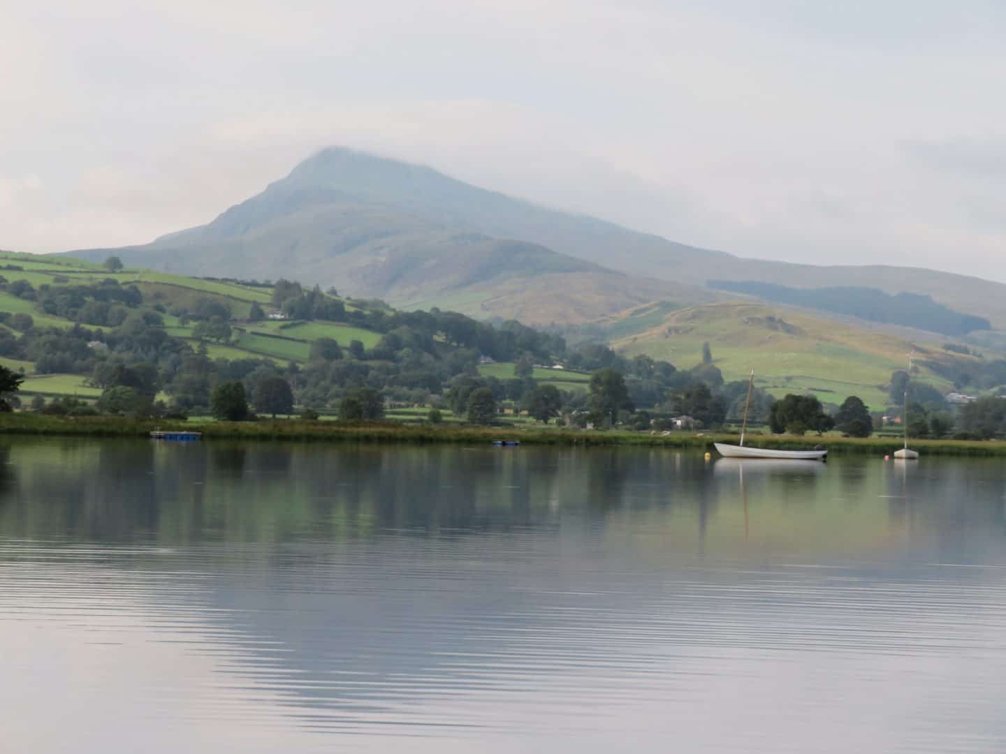 A dog friendly family holiday at Lake Bala in North Wales