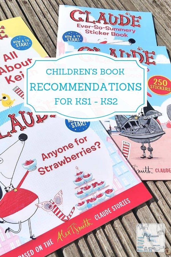Children's books for primary school age children | includes old favourites such as Harry Potter as well as new releases appropriate for children aged from 4 to 11 years old. #kidsbooks #childrensbooks #bookreview #booklovers #lovetoread