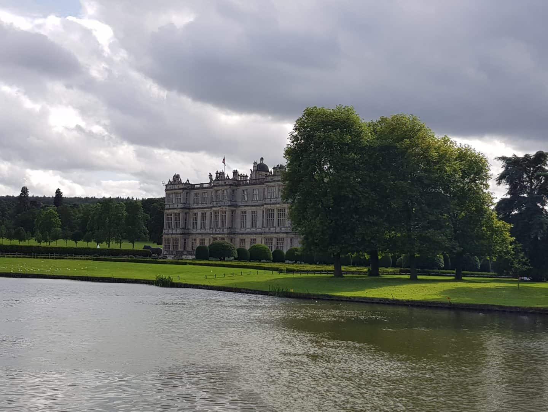 Longleat Elizabethan mansion
