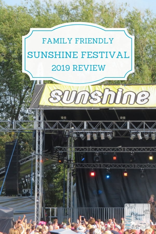 Sunshine Festival 2019 review | If you are looking for a dog friendly family festival, you can't go far wrong with the Sunshine Festival at Upton Upon Severn in Worcestershire. Upbeat music, plenty of activities for children and on-site camping make it a brilliant family weekend. #festivalkids #familyfestival #musicfestival #music #review #westmidlands