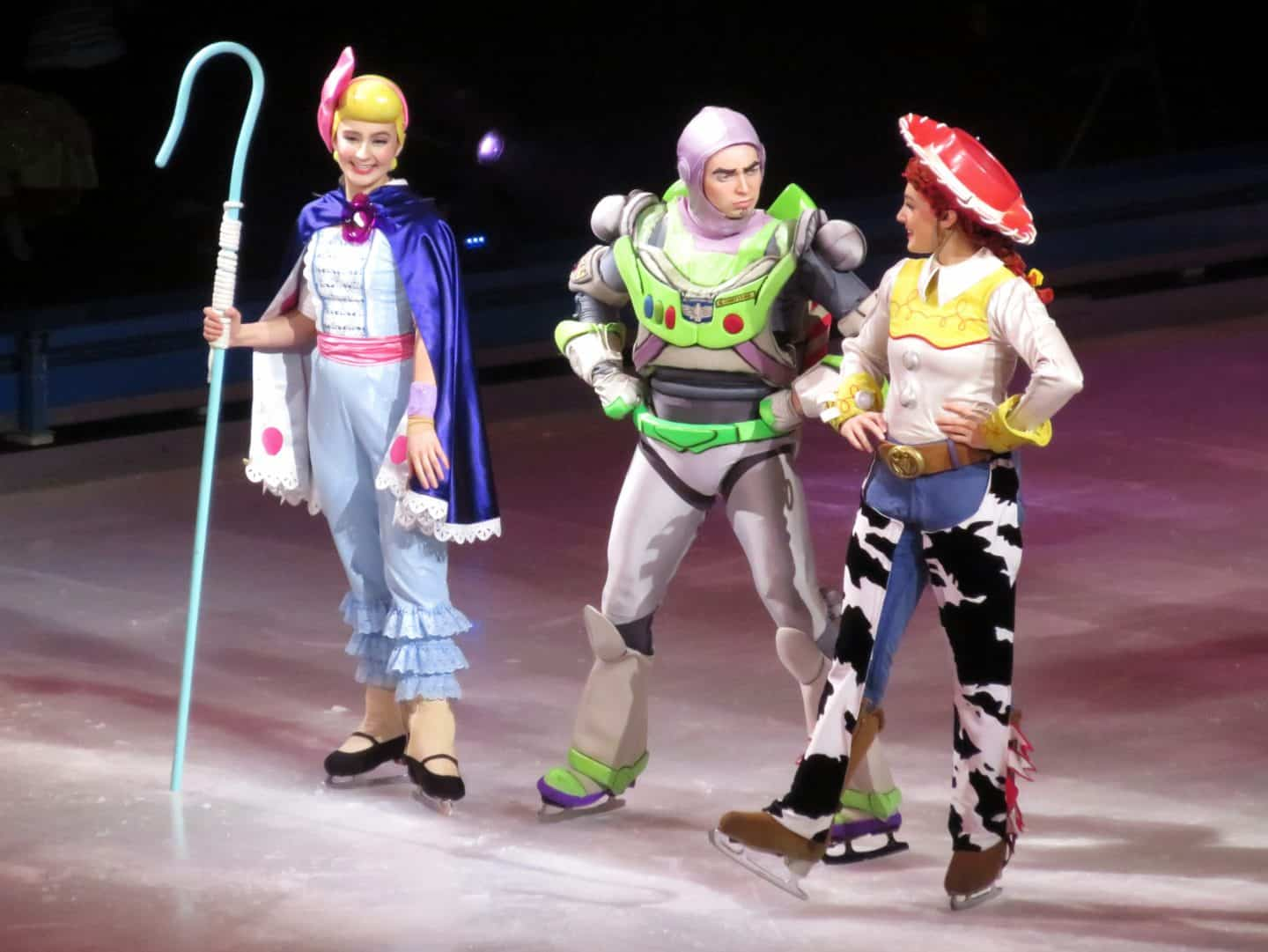 Disney On Ice celebrates 100 Years of Magic: review