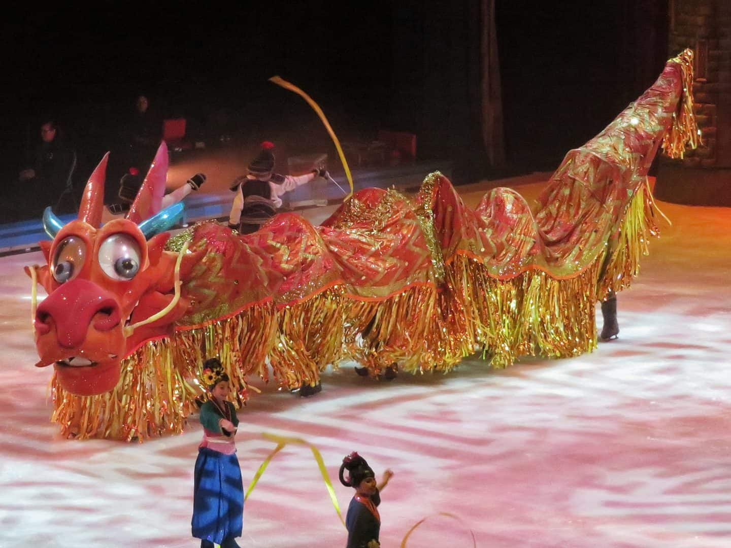 Chinese Dragon from Mulan