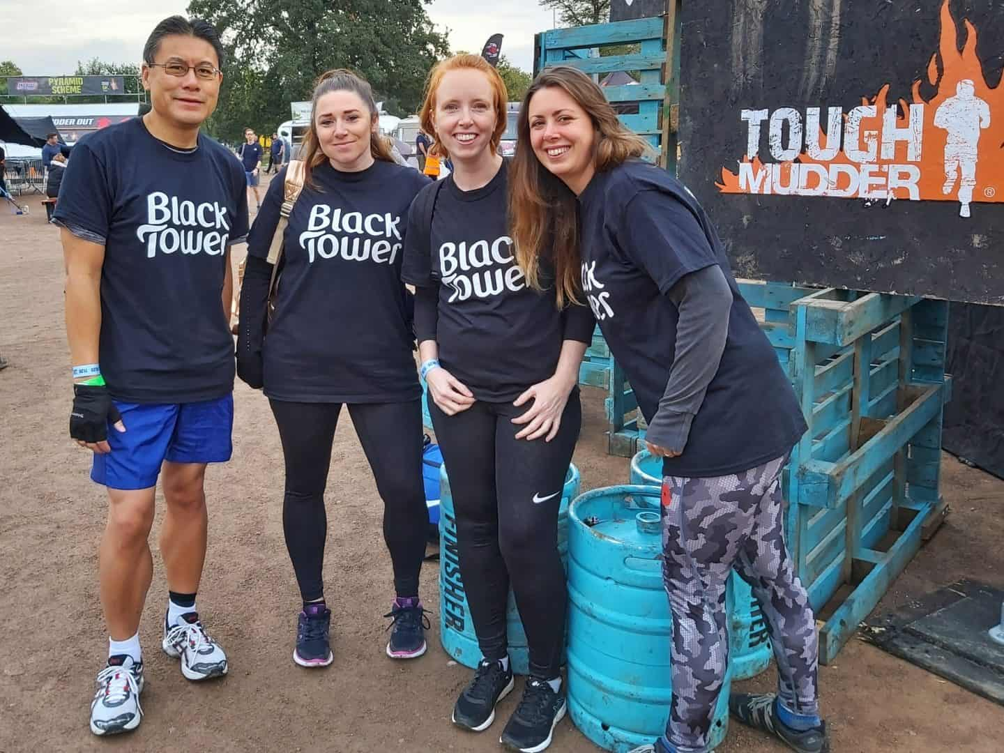 Urban Tough Mudder Clapham Common: Review