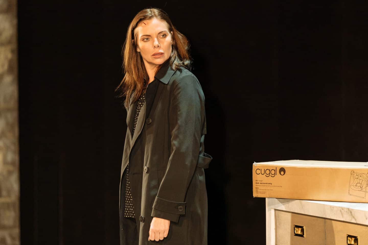 The Girl on the Train at Malvern Theatres: review