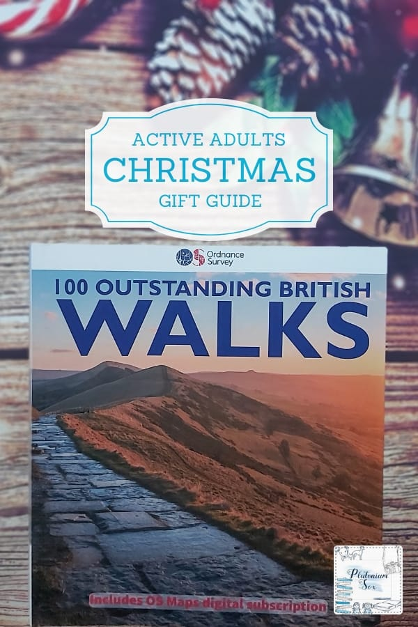 AD (gifted) | Christmas gifts for active adults. If you are looking for a Christmas present for someone who is into sports or being outdoors, there are a range of ideas here from nostalgic items based around sport to more practical items to get you active. #Christmas #ChristmasGifts #activeadults #sportslovers