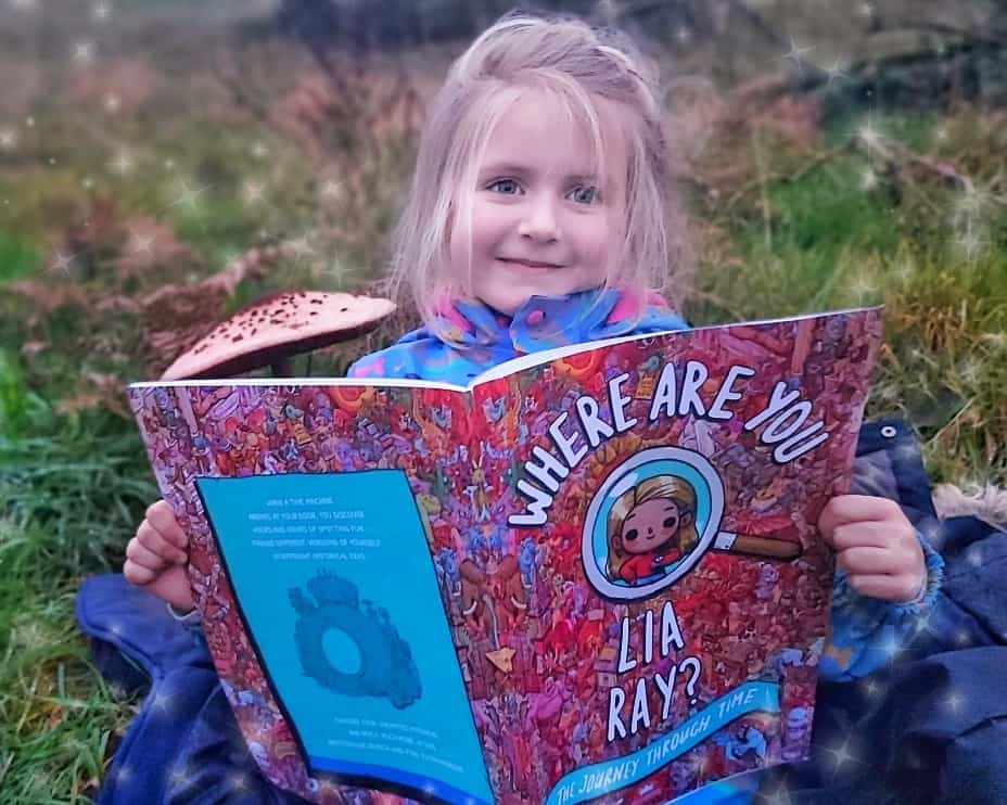 Where Are You? Personalised books from Wonderbly