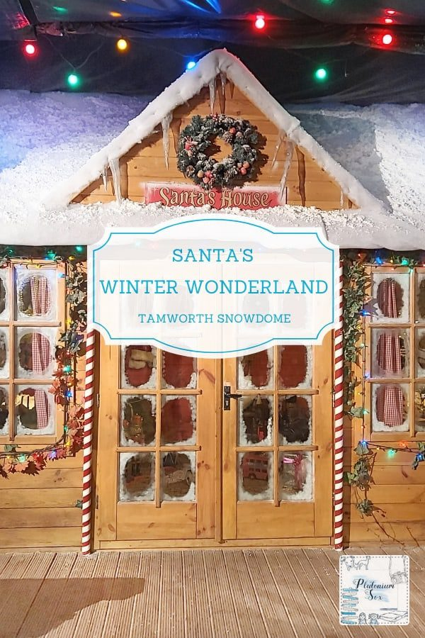 Santa's Winter Wonderland at the Snowdome, Tamworth is a fantastic festive day out that is ideal for families. A review of the experience and some tips on what you need to know. #snowdome #Christmas #WhatsOnWestMidlands #daysout #WestMidlands