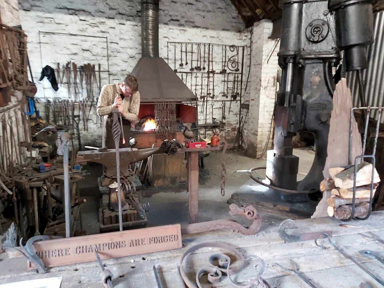 Victorian trades