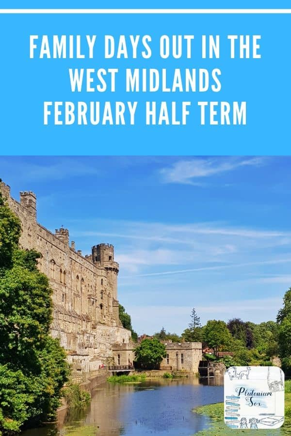 Things to do West Midlands February half term 2019 | Not all attractions and days out in the West Midlands are open during Winter months. However, these attractions have pushed the boat out with loads of activities for children and families throughout the school holidays. #WestMidlands #ThingstodoWestMidlands #Whatson #halfterm #schoolholidays #daysout