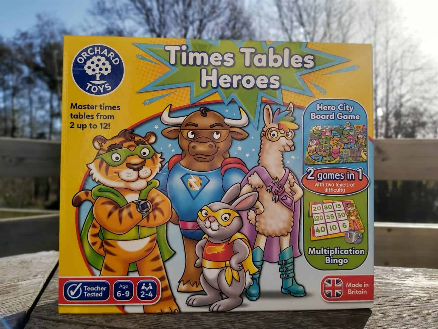 Maths games from Orchard Toys: Review