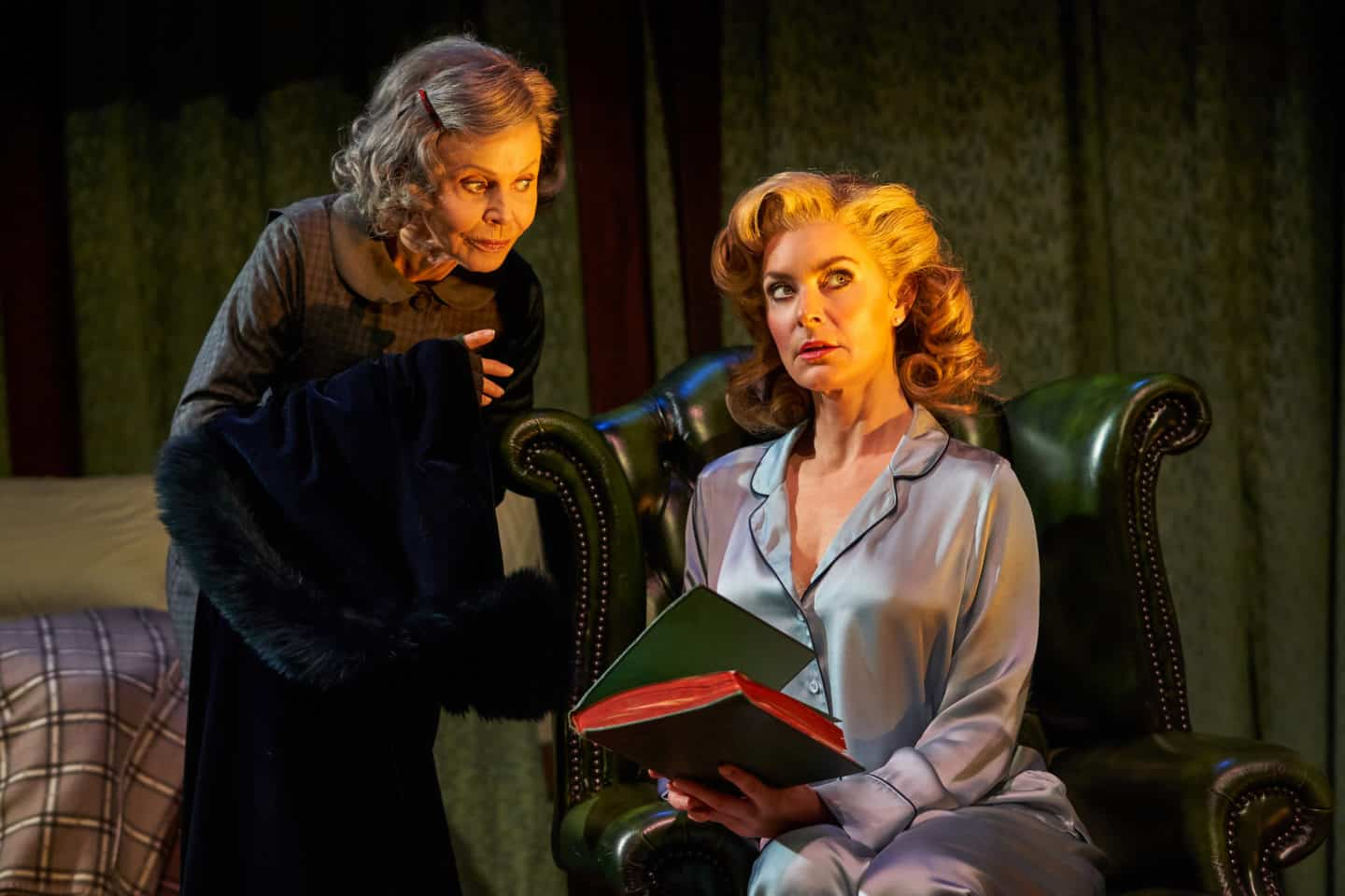 The Cat and the Canary at Malvern Theatres: Review
