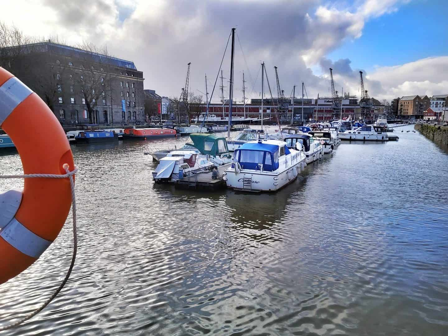 Things to do in Bristol city centre with children