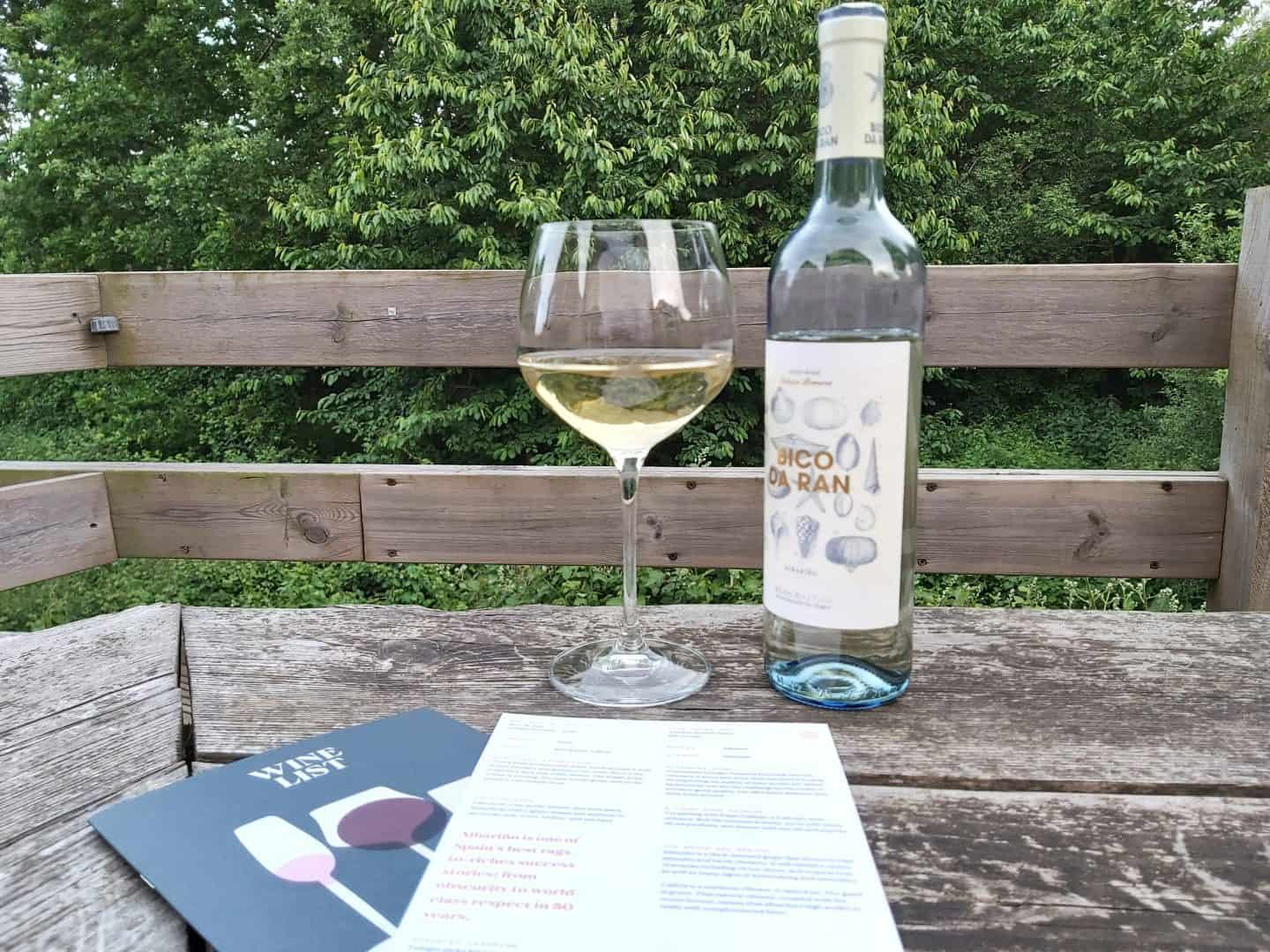 The Wine List review and giveaway [AD]
