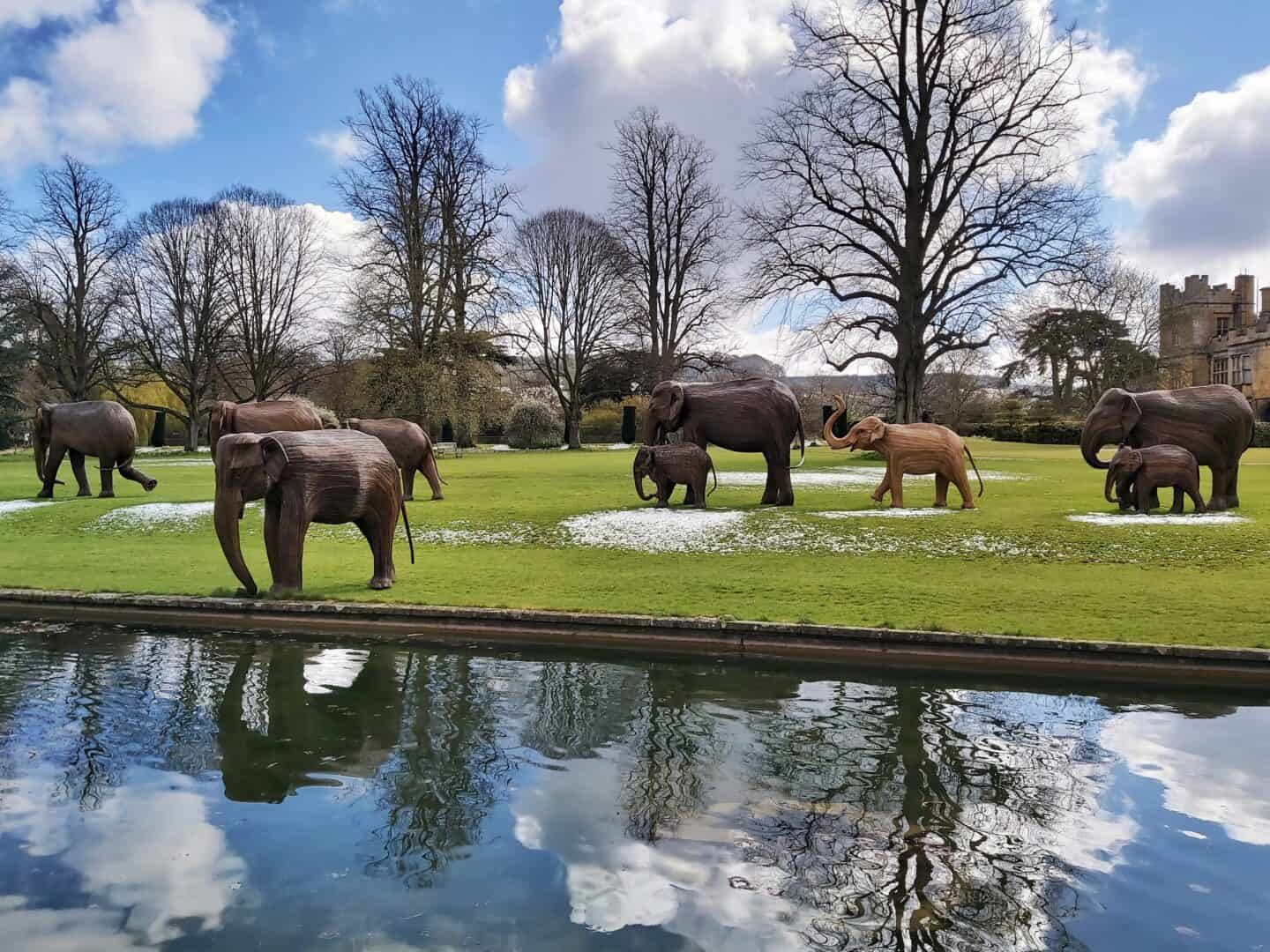 Sudeley Castle Gardens Elephant Trail: Review [AD]